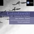 Witold Lutoslawski/Polish National Radio Symphony Orchestra Lutoslawski: Symphonies 1 & 2 [Gemini Serires]