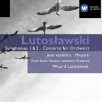 Polish National Radio Symphony Orchestra/Witold Lutoslawski Concerto for Orchestra (1994 Remastered Version): II Capriccio, Notturna e Arioso (Vivace)