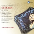Wolfgang Sawallisch/Eva Marton/Cheryl Studer/Marjana Lipovsek/Bernd Weikl/Hermann Winkler R.Strauss: Elektra