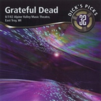 Grateful Dead Space [Live At Alpine Valley Music Theatre, East Troy, WI, August 7, 1982]