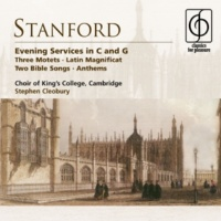 "Choir of King's College, Cambridge/James Vivian/Stephen Cleobury Morning, Communion and Evening Services in C Major, Op. 115: No. 10, Evening Canticle 1, Magnificat, ""My soul doth magnify the Lord"" (Chorus, Organ)"