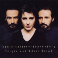 Nadja Salerno-Sonnenberg, Sergio and Odair Assad Vardar's Boat (based on Macedonian traditional)