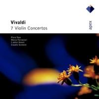Claudio Scimone Concerto for 4 Violins in B flat major RV553 : I Allegro