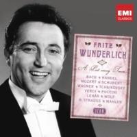 Fritz Wunderlich/Marcel Cordes /Berliner Symphoniker/Berislav Klobucar In einem Wagen? - Ach Geliebte, nie kehrst du mir wieder (In un coupé?) (La Bohème, Rudolf - Marcel, 4.Akt) (1990 Remastered Version)