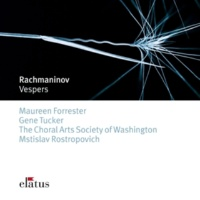 Mstislav Rostropovitch Rachmaninov : Vespers Op.37 : I Venez, adorons, prosternons-nous