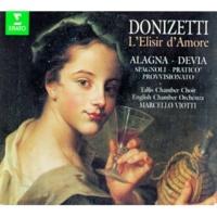 """Marcello Viotti L'elisir d'amore : Act 1 Voglio dire, lo stupendo elisir"""" [Nemorino, Dulcamara]"""