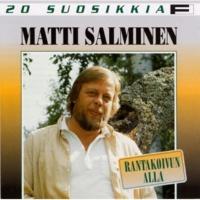 Matti Salminen Tango Kauhajoen kasinolla