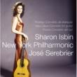 Sharon Isbin, José Serebrier & New York Philharmonic Orchestra Rodrigo, Villa-Lobos & Ponce : Guitar Concertos