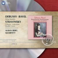 Alban Berg Quartett Stücke für Streichquartett: Double Canon (Raoul Dufy In Memoriam) (1959)