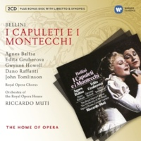 Dano Raffanti/Gwynne Howell/Sir John Tomlinson/Chorus of the Royal Opera House, Covent Garden/Orchestra of the Royal Opera House, Covent Garden/Riccardo Muti I Capuleti e i Montecchi, Act I - Scene 1: O di Capellio, generosi amici (Tebaldo/Coro/Cappellio/Lorenzo)