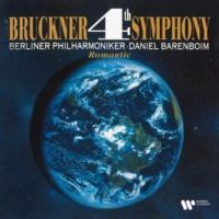 Daniel Barenboim & Berlin Philharmonic Orchestra Bruckner : Symphony No.4 in E flat major, 'Romantic' [1880 Version] : III Scherzo - Bewegt