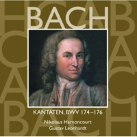"""Gustav Leonhardt Cantata No.175 Er rufet seinen Schafen mit Namen BWV175 : IV Aria - """"Es dünket mich, ich seh dich kommen"""" [Tenor]"""
