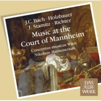 Nikolaus Harnoncourt & Concentus musicus Wien Holzbauer : Quintet for Harpsichord, Flute, Violin, Theorbo and Cello in B flat major : II Andante