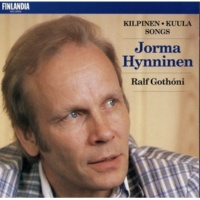 Jorma Hynninen 12 laulua Eino Leinon runoihin Op.19 No.9 : Rannalla [12 Songs for Poems of Eino Leino : On the Shore]