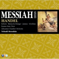 "Yehudi Menuhin Messiah : Part 1 ""And suddenly there was with the angel"" [Soprano]"