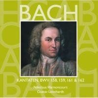 """Gustav Leonhardt Cantata No.158 Der Friede sei mit dir BWV158 : IV Chorale - """"Hier ist das rechte Osterlamm"""" [Choir]"""