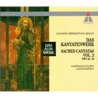 """Gustav Leonhardt Cantata No.32 Liebster Jesu, mein Verlangen BWV32 : VI Chorale - """"Mein Gott, öffne mir die Pforten"""" [Choir]"""