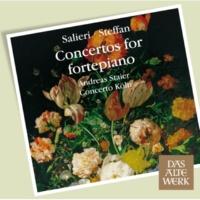 Andreas Staier & Concerto Köln Salieri : Piano Concerto in B flat major : II Adagio