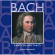 Various Artists Bach, JS : Sacred Cantatas BWV Nos 74 & 75