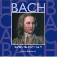 """Gustav Leonhardt Cantata No.75 Die Elenden sollen essen BWV75 : XIII Recitative - """"O Armut, der kein Reichtum gleicht!"""" [Tenor]"""