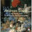 Andreas Staier & Concerto Köln Mozart : Piano Concerto No.18 in B flat major K456 : II Andante un poco sostenuto