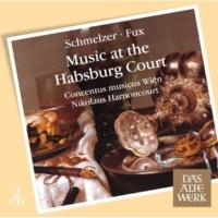 Nikolaus Harnoncourt & Concentus musicus Wien Schmelzer : Sonata a 4, 'La Carolietta'