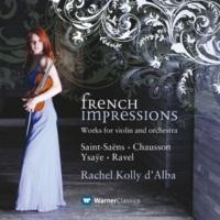 Rachel Kolly d'Alba Violin Concerto No.3 in B minor, Op.61 : III Molto moderato e maestoso