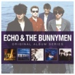 Echo and the Bunnymen Over The Wall