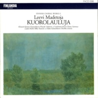 The Oulu Chamber Choir Keinutan kaikua Op.82 No.1 [Cradled The Echo]