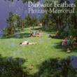 Dinosaur Feathers Fantasy Memorial