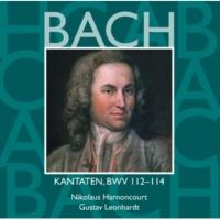 """Gustav Leonhardt Cantata No.114 Ach, lieben Christen, seid getrost BWV114 : VII Chorale - """"Wir wachen oder schlafen ein"""" [Choir]"""