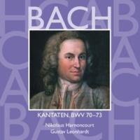 """Gustav Leonhardt Cantata No.73 Herr, wie du willt, so schicks mit mir BWV73 : III Recitative - """"Ach, unser Wille bleibt verkehrt"""" [Bass]"""