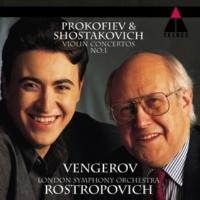 Maxim Vengerov Violin Concerto in A minor Op.82 : III Allegro
