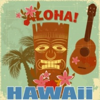 Waikiki Guitars And Chorus Aloha Oe