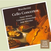 Anner Bylsma Cello Concerto No.8 in C major G481 : I Allegro moderato
