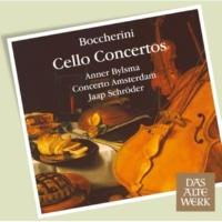 Anner Bylsma Cello Concerto No.8 in C major G481 : III Allegretto