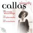 Maria Callas Simply Callas
