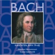 Various Artists Bach, JS : Sacred Cantatas BWV Nos 79 - 82