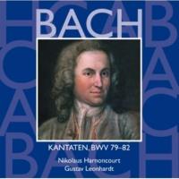 """Gustav Leonhardt Cantata No.79 Gott, der Herr, ist Sonn und Schild BWV79 : IV Recitative - """"Gottlob, wir wissen den rechten Weg"""" [Bass]"""