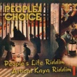 Various Artists PEOPLE'S CHOICE RECORDS -People's Life Riddim ×Artical Kaya Riddim-