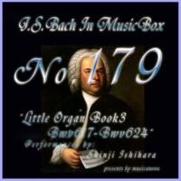 石原眞治 主なる神いざ天の門を開かせ給え BWV617