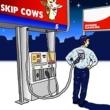 スキップカウズ 想い出ガソリン