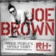 Joe Brown RH- 4th 'Man Sick'