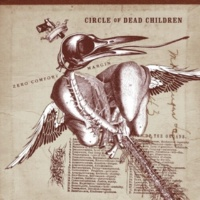 Circle Of Dead Children Footprints In Fire