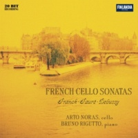 Arto Noras and Bruno Rigutto Sonata for cello and piano No.1 in D minor Op.109 : I Allegro