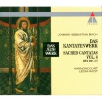 """Gustav Leonhardt Cantata No.113 Herr Jesu Christ, du höchstes Gut BWV113 : VI Recitative - """"Der Heiland nimmt die Sünder an"""" [Tenor]"""