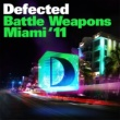 Various Artists Defected Battle Weapons Miami 2011