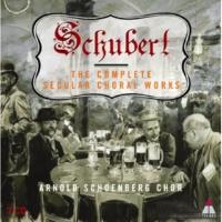 Arnold Schoenberg Chor Gesang der Geister über den Wassern D538