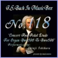 石原眞治 オルガン協奏曲 ニ短調 BWV596 フィナーレ