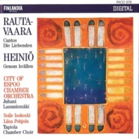 Tapiola Sinfonietta Cantos for String Orchestra: Canto II